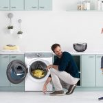 ماشین لباسشویی چگونه کار میکند؟