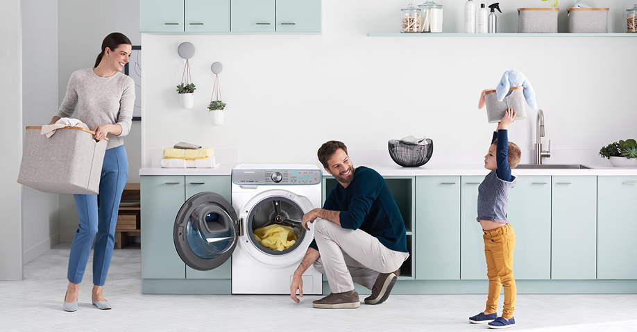 ماشین لباسشویی چگونه کار می کند
